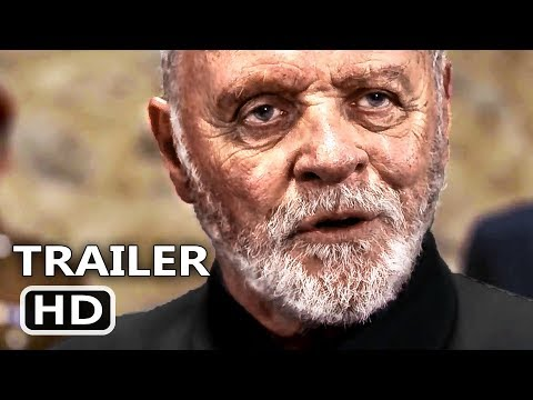KING LEAR Official Trailer (2018) Anthony Hopkins, Emma Thom