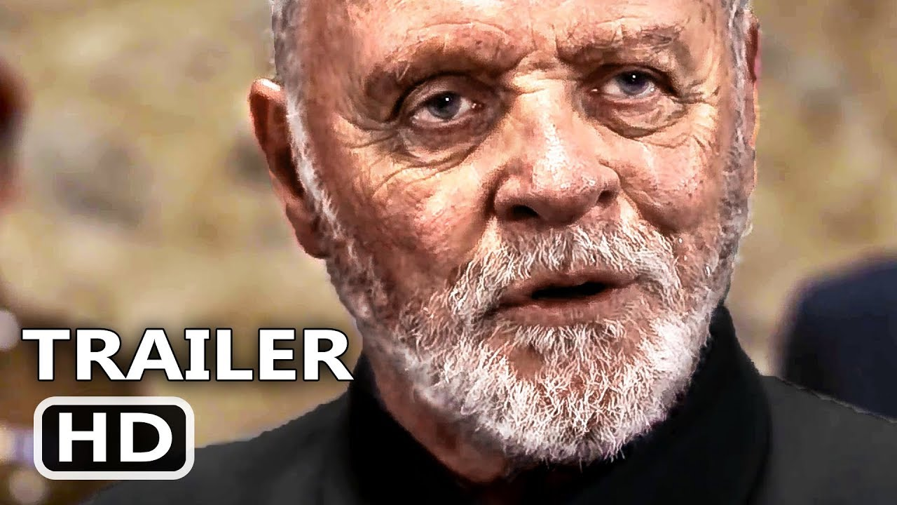 KING LEAR Official Trailer (2018) Anthony Hopkins, Emma Thompson, Amazon Movie HD