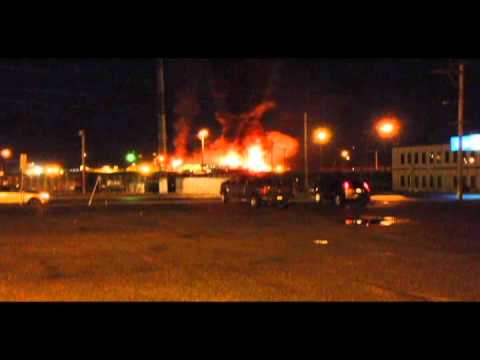 Lakeland Mill Explosion In Prince George