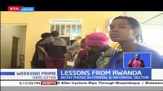 Lessons from Rwanda both in the formal and informal sector