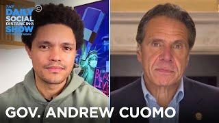 Gov. Andrew Cuomo - New York's Pandemic Response in Hindsight | The Daily Social Distancing Show
