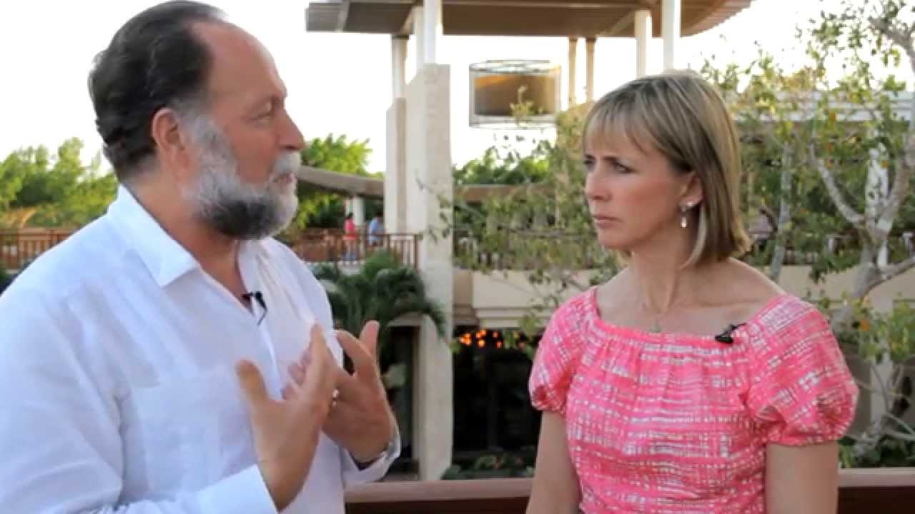 Hub Culture - MasterCard Question with Ricardo Hausmann