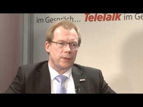 Teletalk im Gespräch mit Georg Wessels Bosch Communication Center