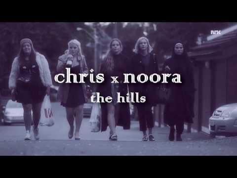 noora x chris|the hills