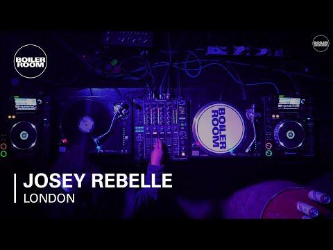 Josey Rebelle Boiler Room London Room 1...
