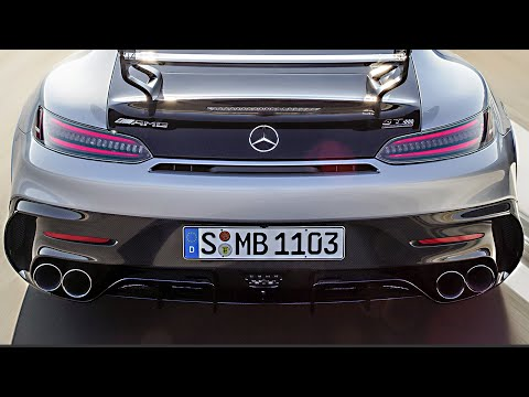 2021 AMG GT Black Series | Full Presentation | Ready to fight the Ferrari 488 Pista