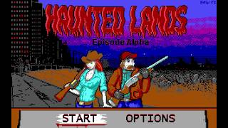Haunted Lands Walkthrough