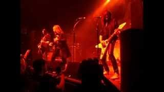 HELLOWEEN - 2. Straight Out Of Hell - Live In Pratteln (CH) - 04.03.2013