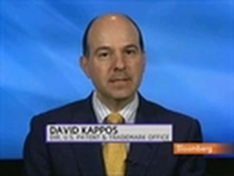 Patent Office's Kappos Says Overhaul to Spur Creativity: Video