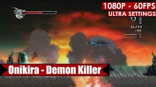 Onikira - Demon Killer gameplay PC HD [1080p/60fps]