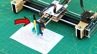 How to Make Homework Writing Machine - DIY Kit