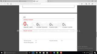 how to check plagiarism? |  Turnitin Student Account | Grammar Checking