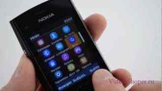 Видеообзор Nokia X2 02 от Video-shoper.ru(Закажите Nokia X2 02 по телефону +74956486808 или зайти на наш сайт Video-Shoper.ru Смартфон Nokia X2-02 работает под управлением..., 2012-06-29T11:45:42.000Z)