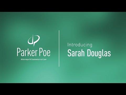 Introducing: Sarah Douglas