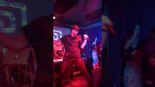 Johnny Petrop Performing Live at GoldSounds in BK