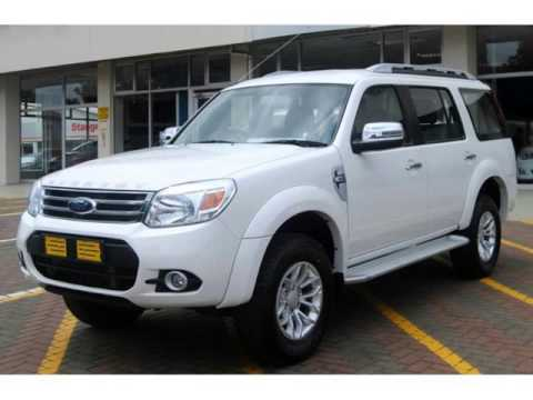 2013 FORD EVEREST Auto For Sale On Auto Trader South Africa