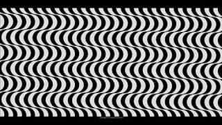 Optical illusion Radioactive Wave hipnosis mind control 4 spaced out fun