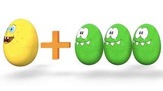 математика для детей, учимся считать, складывать