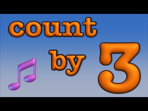 skip count by 3 song!