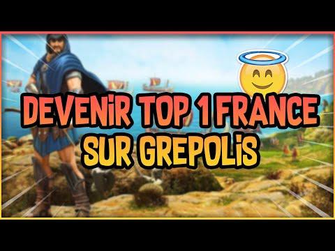 COMMENT JE SUIS DEVENU TOP 1 FRANCE SUR GREPOLIS !