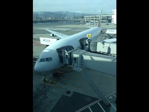 Asiana Airlines OZ211 Flight Report - San Francisco to Seoul