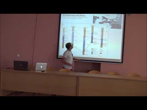 Archeology, biological SLI's, Pb pollution in antiquity-Lecture by M.Giaime-Training School-McAgenda