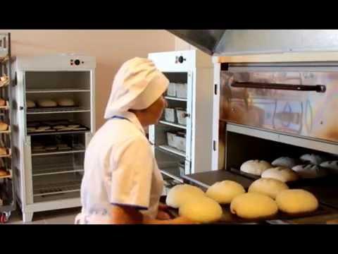 В Нефтекамске пекут хлеб по старинным рецептам