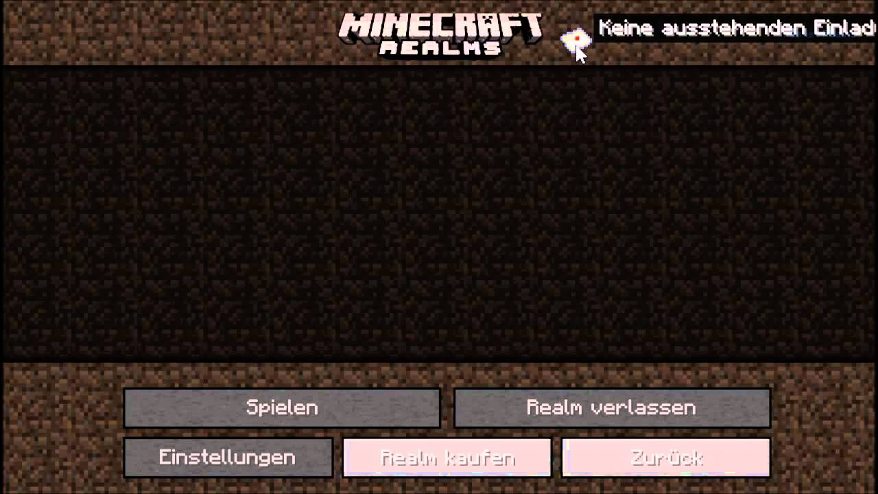 Minecraft Realms GermanHD YouTube - Minecraft realms spielen