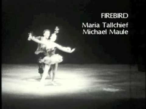 Maria Tallchief in George Balanchine's Firebird