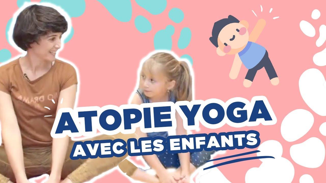 Yoga : une séance ludique et accessible à faire avec les enfants | Bien dans ma peau | Uriage