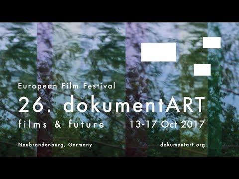 26. dokumentART    European Film Festival   Trailer 2017