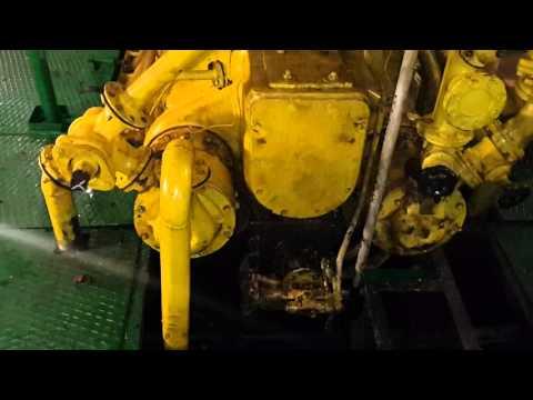 Запуск двигателя NVD48A2U после переборки ''гитары''