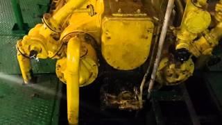 Запуск двигуна NVD48A2U після перебирання