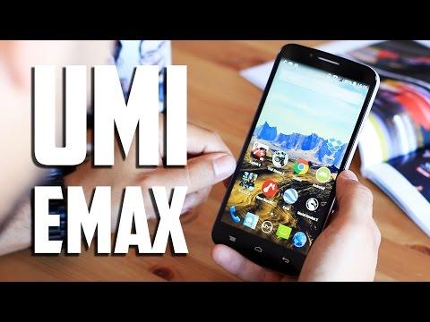UMI eMAX, Review en español. Smartphone/Power Bank