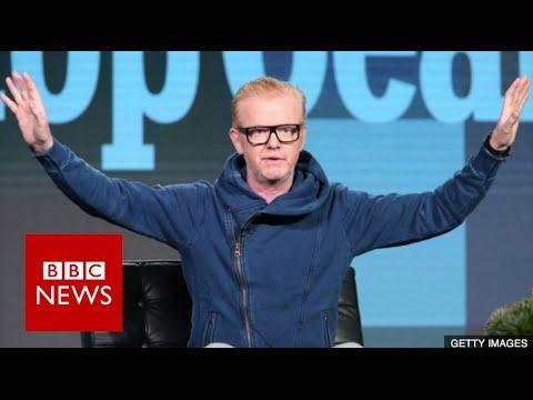 Chris Evans to step down as Top Gear presenter - BBC News