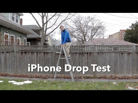 iPhone X Drop Test with Mod Case