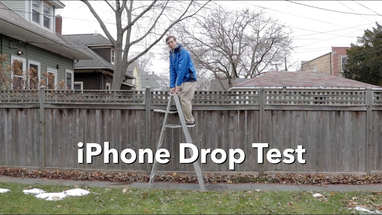 iphone drop test iphone x drop test with mod 11808