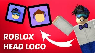 How to Make a Roblox Head Logo [For YouTube]