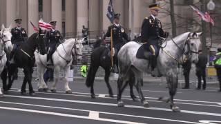 58th presidential inaugural parade