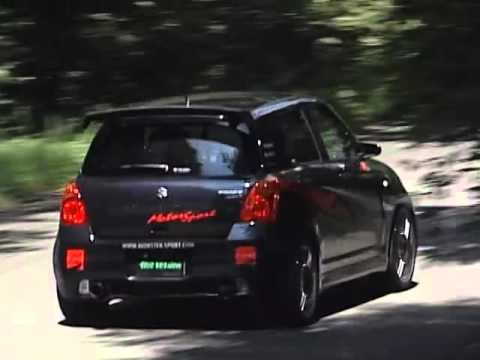 touge special monster sport suzuki swift m16a youtube. Black Bedroom Furniture Sets. Home Design Ideas