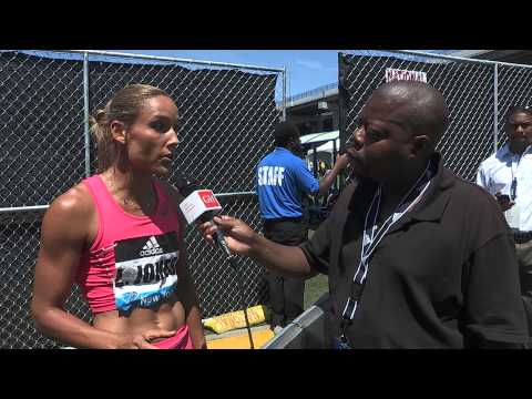 Lolo Jones discusses injuries, her faith as a Christian, Red Bull sponsorship, more