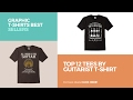 Top 12 Tees By Guitarist T-Shirt // Graphic T-Shirts Best Sellers