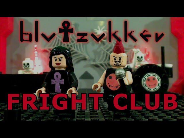 blutzukker - Fright Club (Brickfilm Music Video)