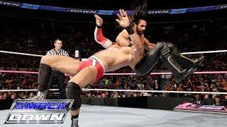 Cesaro vs. Seth Rollins: SmackDown, October 22, 2015