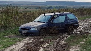 Cu Ford-ul Escort Pe Camp - Off Road - Test Drive Extrem