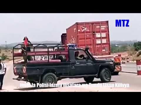 Download Msafara wa Tundu Lissu wazuiliwa na Polisi Kiluvya