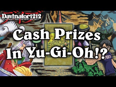 Prize Support!? Do we need it for Yu-Gi-Oh!? Cash Money!?