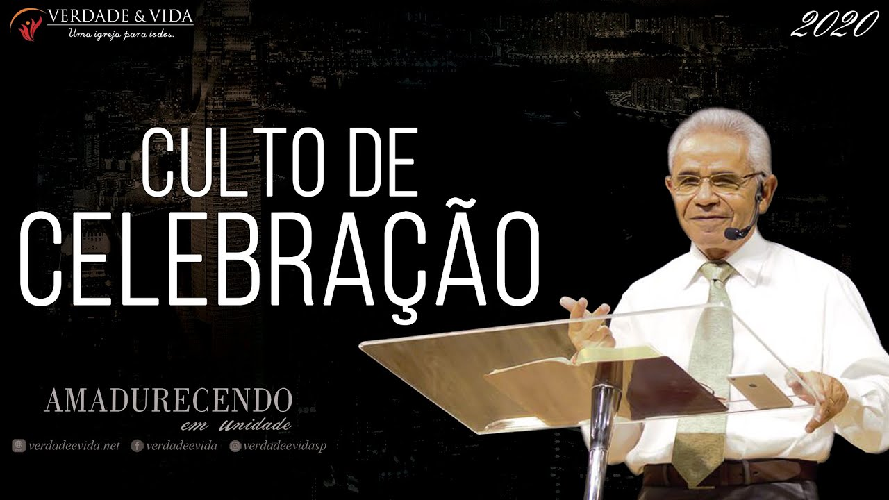 12 de Julho de 2020 // Pr. Paulo Canuto