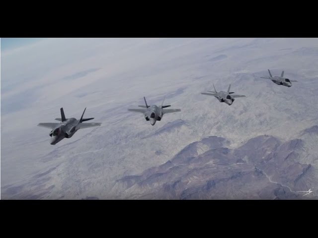 F-35A: The Road to United States Air Force Initial Operational Capability
