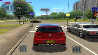 City Car Driving 1 2 5 Volkswagen Golf R10  G27)